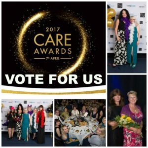 The Care Awards 2017