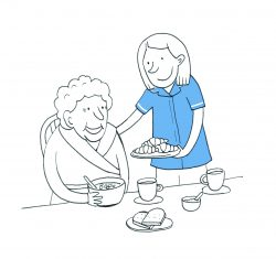 Elderly Home care in Taunton