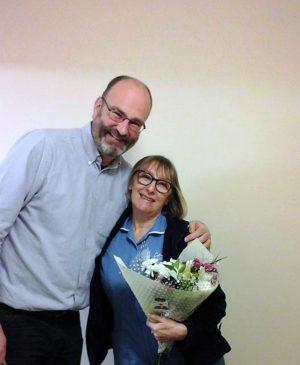 Congratulations to a dedicated Carer