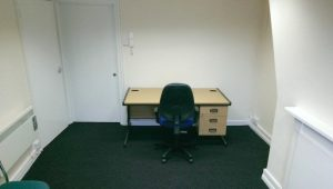 RENTED Office / Treatment Room to rent in Central Taunton